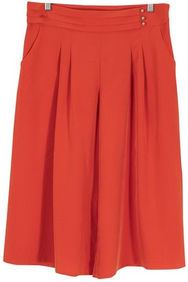 John Rocha Orange Trousers for Women