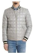Montecore Men's Beige Polyamide Outerwear Jacket.