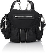 Alexander Wang Women's Marti Mini-Backpack-BLACK