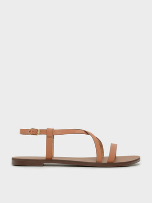 Charles & Keith Criss Cross Sandals