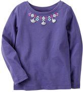 Carter's Toddler Girl Tassel Necklace Top