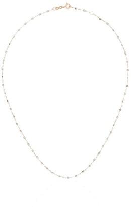 Gigi Clozeau 18kt Rose Gold Bead Necklace