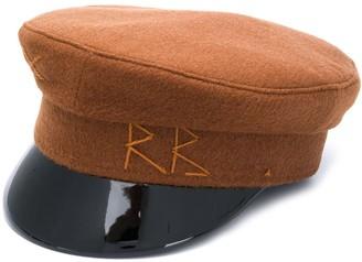Ruslan Baginskiy Vinyl Brim Baker Boy Hat