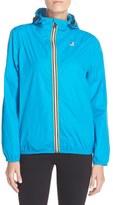 K-Way 'Le Vrai Claudette 3.0' Waterproof Raincoat