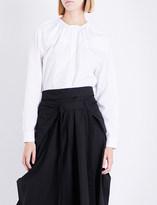 Jil Sander Dalida cotton shirt