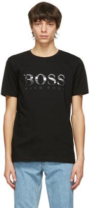 HUGO BOSS Black Photographic Logo T-Shirt