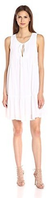 BCBGeneration Women's Tiered A-Line Dress