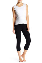 Electric Yoga Foldover Capri (Maternity)