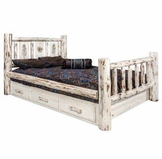Solid Pine Beds Shop The World S Largest Collection Of Fashion Shopstyle