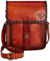 Patricia Nash Lari Flap Crossbody