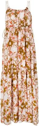 Lee Mathews Nula parachute slip dress
