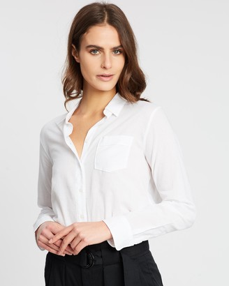 Banana Republic Quinn Straight Fit Shirt