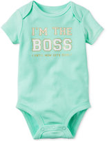 Carter's I'm The Boss Bodysuit, Baby Girls (0-24 months)