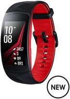 Samsung Gear Fit 2 Pro - Black And Red