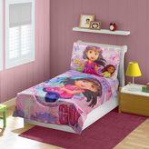 Nickelodeon Dora & Friends 4-pc. Bedding Set - Toddler