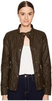 Belstaff Longham Signature 6 oz. Wax Cotton Jacket Women's Coat