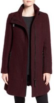 Calvin Klein Women's Wool Blend Boucle Walking Jacket