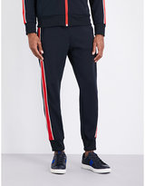 Ps By Paul Smith Taped Jersey Jogging Bottoms