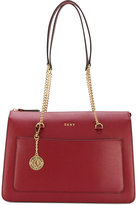 DKNY chain-strap shopper tote