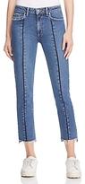 Paige Vintage Julia Ankle Jeans in Medium Blue