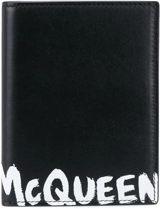 Alexander McQueen Passport Holder Style