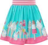 Monsoon Evie Border Skirt