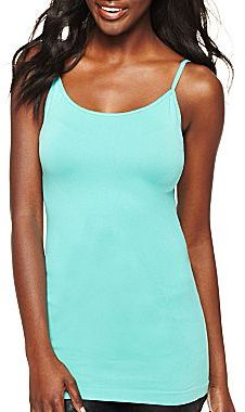 JCPenney Bisou Bisou® Seamless Cami