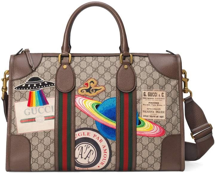 48484039c0c6 Gucci Duffle Bag - ShopStyle