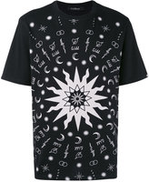 John Richmond wild print T-shirt - men - Cotton - XL