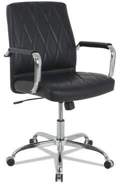 Solano Winston Porter Task Chair Winston Porter Upholstery Color: Black