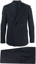 Tonello Double-Breasted Tailored Suit