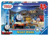 Thomas & Friends Ravensburger Night Work Glow - in - the - Dark Puzzle - 60 Pieces