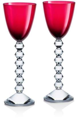 Baccarat Vega Rhine Wine Glass, Set of 2