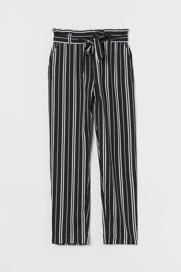 Thumbnail for your product : H&M Paper bag trousers