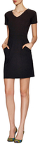 Susana Monaco Cate V-Neck Sheath Dress