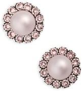 Marc Jacobs Women's Imitation Pearl Stud Earrings