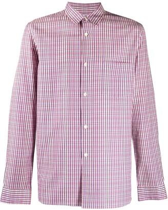 Comme Des Garçons Pre-Owned 2000s Plaid Shirt