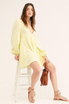 Free People Melia Mini Dress
