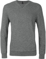 Blackbarrett crew neck sport jumper