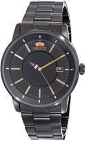 Orient Men's FER02004B0 Disk Stainless Steel Watch