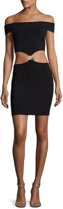 Arc Vivian Cut-Out Body-Con Dress