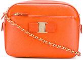 Salvatore Ferragamo shoulder bag - women - Leather - One Size