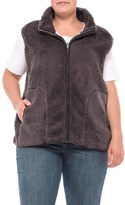 North River Reversible Fleece Vest (For Women and Plus Size Women)