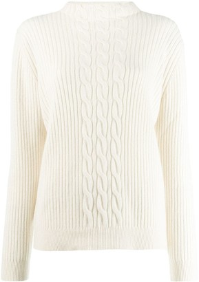 A.P.C. ribbed-knit jumper