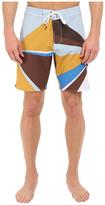 "VISSLA Sun Rey 4-Way Stretch Boardshorts 18.5"""