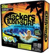 Slackers Slide & Surf Screamin' 30-Foot Water Slide