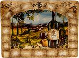 Certified International Tuscan View Rectangular 16x12 Platter