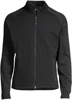 Peter Millar Regular-Fit Merge-Stretch Hybrid Jacket