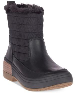 Merrell Women's Haven Bluff Polar Waterproof Boots Women's Shoes