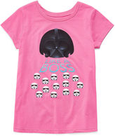 Star Wars STARWARS Short Sleeve T-Shirt-Big Kid Girls